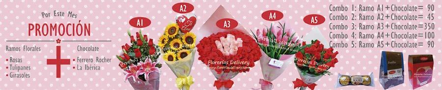 Floreria Rosas Y Flores Lima Peru Delivery Envios